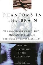 PHANTOMS IN THE BRAIN - RAMACHANDRAN, V. S./ BLAKESLEE, SANDRA - NEW PAPERBACK B