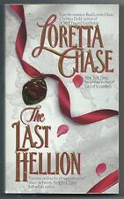 The Last Hellion by Loretta Lynda Chase (1998, Paperback)