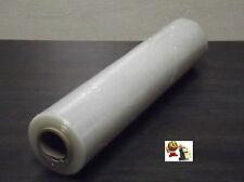 Pour emballage 1 rouleaux de film étirable 17 µ