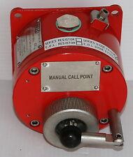 MEDC SM87 BG-LI Fire Alarm Manual Call Point Explosion Proof Switch