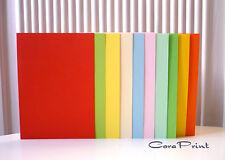 100 Doppelkarten Klappkarten A6 Farbenmix A8003