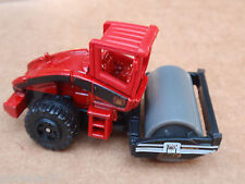 Matchbox ROAD ROLLER from 5 Pack LOOSE Red