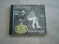 cd whitney houston y'm your baby tonight