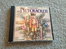 Tchaikovsky: The Nutcracker (Highlights) (CD, Laserlight)