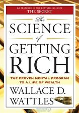 THE SCIENCE OF GETTING RICH by Wallace D. Wattles MP3 Audio/Self-Help