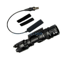Tactical M952V LED Flashlight  Tactical Light With QD Rail Mounted