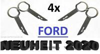 Entriegelungsbügel 4er Set Ford Transit S-Max Kuga Galaxy Entriegelung Werkzeug