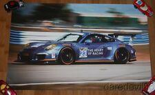 2014 Alex Job Racing #23 Porsche 911 GT America GTD IMSA TUSC poster