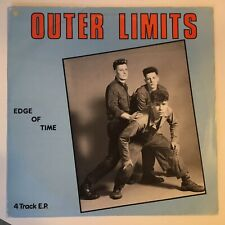 Outer Limits - Edge Of Time EP Vinyl Psychobilly