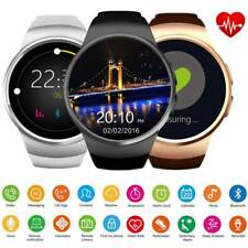 Touch Screen Smart Watch GSM Unlocked Phone for iPhone Samsung Huawei LG Moto