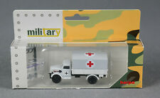 "Herpa 745772 [H0, 1:87] Opel Blitz Sanitätskraftwagen "" German Army At Moscow """