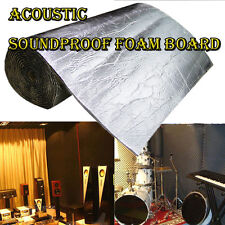 100cm*100cm 6mm Acoustic Soundproof Sound Absorption Pyramid Studio Foam Board