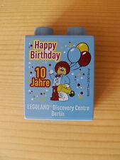 Lego Sammelstein Mattoncini Speciali Legoland Discovery Centro Berlin 10 Anni