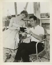 """THE MATING GAME""-ORIGINAL PHOTO-DBL WGT P-SHOT-DEBBIE REYNOLDS-PHIL BARRY, JR."