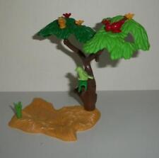 Playmobil     Yellow Base,Birds, Tree & Flower - Zoo/Woodland/Farm Scenery - NEW