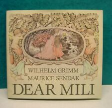 Dear Mili by Grimm, Sendak Illus. HCDJ  First Edition. 1988