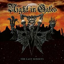 NIGHT IN GALES - THE LAST SUNSETS   CD NEUF