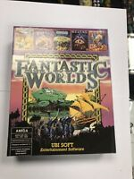 Fantastic Worlds Ubi Soft Entertainment Software Commodore Amiga OVP/BOXED