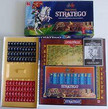 TOP ZUSTAND: STRATEGO ORIGINAL! Die RIESIGE Ausgabe von Jumbo mit SICHTSCHUTZ!