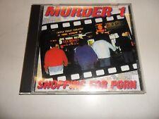CD  Murder 1  – Shopping For Porn