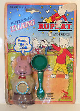 Vintage 1995 Watersafe Talking Rupert The Bear And Friends - Podgy Pig