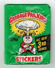 Garbage Pail Kids Pack Series 3 GPK~ 1986 ~ Topps ~ Excellent