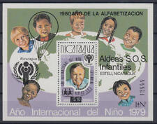 NICARAGUA - Michel-Nr. Block 110 A postfrisch/** (Olympische Spiele / Olympics)