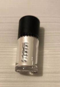 MAC Holiday Eyeshadow Pigment~WHITE~Cool White Metallic~LE Rare GLOBAL!