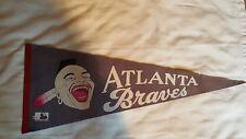"Rare Vintage 1960's Atlanta Braves MLB 30 """