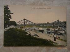 Ansichtskarten vor 1914 aus Sachsen mit dem Thema Brücke