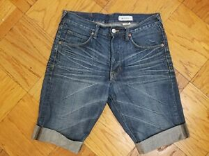 H & M Size 30 Distressed cuffed Jean Shorts HM Zara A&E