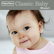 Fisher Price Classic Baby Mozart (CD 2006) New/Sealed