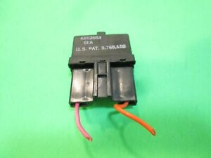GM SEAT DOOR KEY BUZZER 6262663 USED TESTED