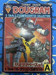 Takara fang of the sun Dougram popy Chogokin bandai 1981 Takatoku Bullmark Jp