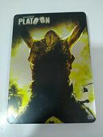 Platoon Oliver Stone Willem Dafoe Sheen - 2 x DVD Steelbook Español English