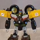 2003 Hasbro Takara Transformers Energon Cliffjumper - Complete with Instructions