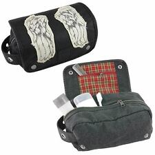 The Walking Dead Daryl Dixon Wings Travel Wash Bag Official AMC Merchandise
