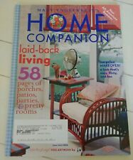 Mary Engelbreit's Home Companion June July 2004 Artwork Decorate Chic Paper Doll