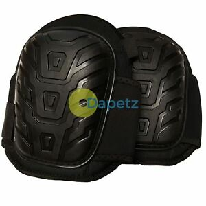 A Pair Heavy Duty Knee Pads Pro Gel Kneepads Protectors Safety Work Wear Guard