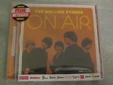 The Rolling Stones - On Air PL CD POLISH RELEASE