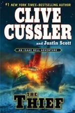 An Isaac Bell Adventure: The Thief 5 by Justin Scott and Clive Cussler (2012, HC
