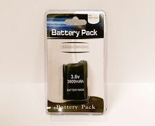 PSP 1000 (FAT) Replacement Battery Pack 3.6v 3600 mAh - Old Skool