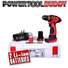 Mafell A10M 10.8volt Cordless Drill C/W 2 Batteries + 90° Attachment + Case