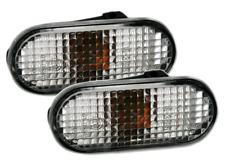 Seitenblinker weiß VW Golf 3 Polo 6N Passat Caddy Seat Ibiza Toledo Blinker Set