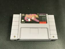 FINAL FANTASY III  SNES SUPER NINTENDO VERSION US