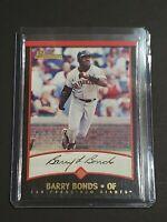 2001 Bowman Preview Promo *Rare* Barry Bonds PP1 Ebay 1 of 1