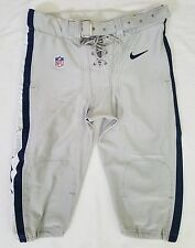 #76 Tyrone Novikoff Dallas Cowboys NikeTeam Issued/Player Worn Football Pants