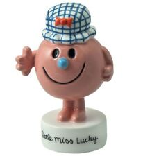 John Beswick Mr Men & Little Miss Collectors Figurine Ornament Little Miss Lucky