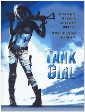 TANK GIRL -1995- Original press kit with 2 Photos - LORI PETTY, NAOMI WATTS - a