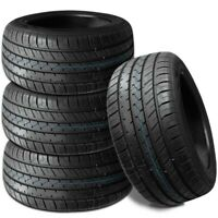 4 New Lionhart LH-FIVE 265/40ZR22 106W XL All Season High Performance Tires
